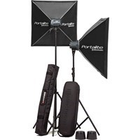 Product: Elinchrom D-Lite RX ONE (2 Heads) Softbox Set