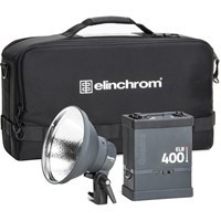 Product: Elinchrom ELB 400 Hi-Sync To Go Set