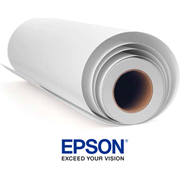 "Epson 17""x15.2m Cold Press Bright Signature Worthy Paper 305gsm Roll"