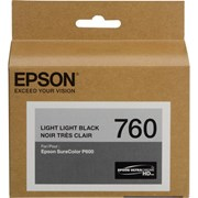 Epson SC-P600 - Light Light Black Ink