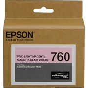 Epson SC-P600 - Vivid Light Magenta Ink