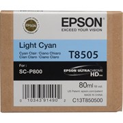 Epson SC-P800 - Light Cyan Ink