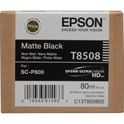 Epson SC-P800 - Matt Black Ink