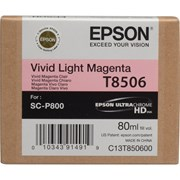 Epson SC-P800 - Vivid Light Magenta Ink