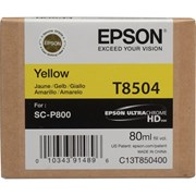 Epson SC-P800 - Yellow Ink