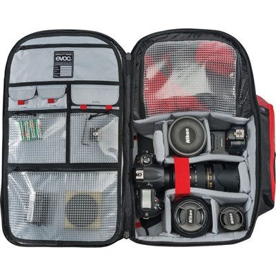 Product: Evoc CP 26L Camera Pack Ruby (1 only)