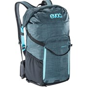 Evoc PHOTOP 22L System Backpack Slate Heather