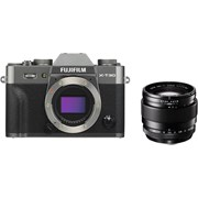 Fujifilm X-T30 charcoal silver + 23mm f/1.4 kit