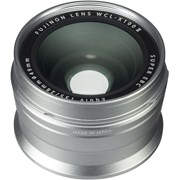 Fuji WCL-X100 II Wide Conversion Lens Silver