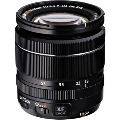 Product: Fujifilm XF 18-55mm f/2.8-4 R LM OIS Lens (2 only)
