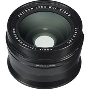 Fuji WCL-X100 II Wide Conversion Lens Black