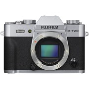 Fuji X-T20 Body only silver