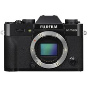 Fuji X-T20 Body only black