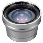 Fuji WCL-X70 Wide Conversion Lens (silver)