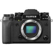 Fuji X-T2 Body only black