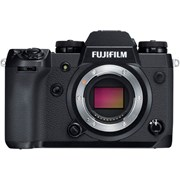 Fuji X-H1 Body black (Available 1 Mar)