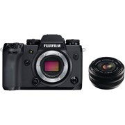 Fujifilm X-H1 + 18mm f/2 R kit
