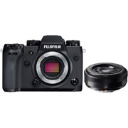 Fujifilm X-H1 + 27mm f/2.8 kit