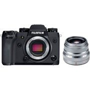 Fujifilm X-H1 + 35mm f/2 kit (silver lens)