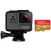 GoPro Hero5 Black (Bonus 32GB SD Card)
