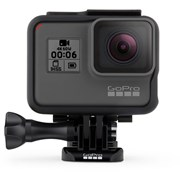 GoPro Hero6 Black (Bonus 32GB SD Card)