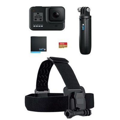 Product: GoPro HERO8 Black Bundle