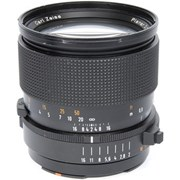 Hasselblad SH 110mm f/2 Zeiss Planar FE lens w/-  hood grade 9 (last improved version)