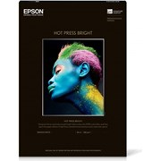 Epson A4 Hot Press Bright Signature Worthy Paper 330gsm 25 Sheets