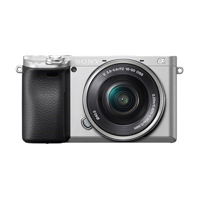 Product: Sony Alpha a6400 + 16-50mm f/3.5-5.6 (Silver body, Silver Lens)