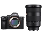 Sony Alpha a7 III + 24-70mm f/2.8 GM FE Kit (Free NP-FZ100 battery)
