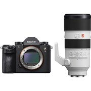 Sony Alpha a9 + 70-200mm f/2.8 GM OSS FE Kit (Free NP-FZ100 Battery, valid till 30 Nov 19)