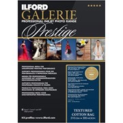 Ilford A2 Galerie Textured Cotton Rag 310gsm 25s