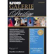 Ilford A4 Galerie Cotton Artist Textured 310gsm 25s