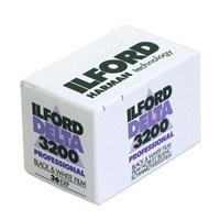 Product: Ilford Delta 3200 Film 35mm 36exp