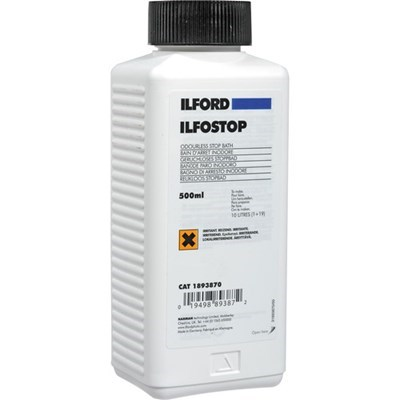 Product: Ilford Ilfostop Stop Bath 500ml