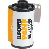 Product: Ilford Pan F Plus 50 Film 35mm 36exp