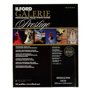 Ilford A4 Galerie Semi Gloss Duo 250gsm 25s