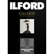 Ilford A3+ Galerie Smooth Cotton Sonora 320gsm 25s