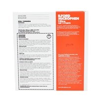 Product: Ilford Microphen Developer Powder for Black & White Film (Makes 1 Litre)