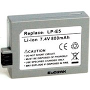 Inca Canon LP-E5 Compatible Li-Ion Battery