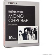 Fujifilm instax WIDE Film Monochrome (10 Pack)