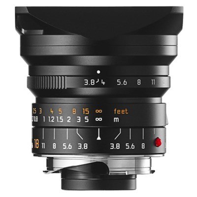 Product: Leica 18mm f/3.8 Super-Elmar-M ASPH Lens