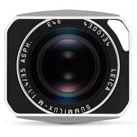 Product: Leica 35mm f/1.4 Summilux-M ASPH Lens Silver