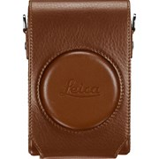 Leica Leather Case for D-lux 6 brown