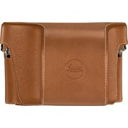 Leica Ever-ready Case: X Vario Cognac