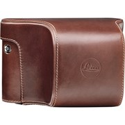 Leica Ever-ready Case X Brown Leather