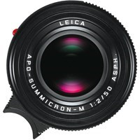 Product: Leica 50mm f/2 APO-Summicron-M ASPH Lens Black