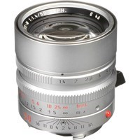 Product: Leica 50mm f/1.4 Summilux-M ASPH Lens Silver