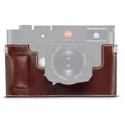 Leica Leather Protector Vintage Brown: M10