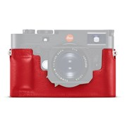 Leica Leather Protector Red: M10